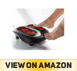 The Sharper Image MSG-F110 Shiatsu