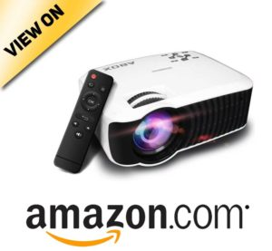 ABOX T22 LCD Video Projector