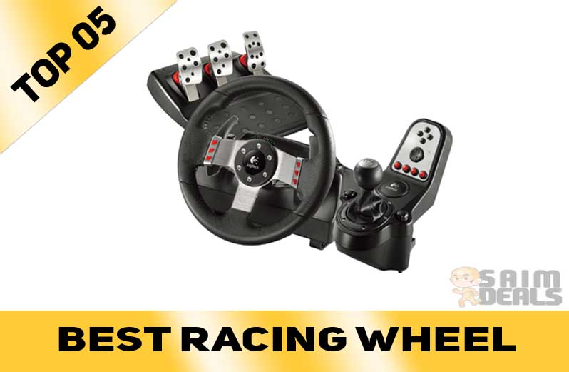 Best Racing Wheel for PC and PlayStation