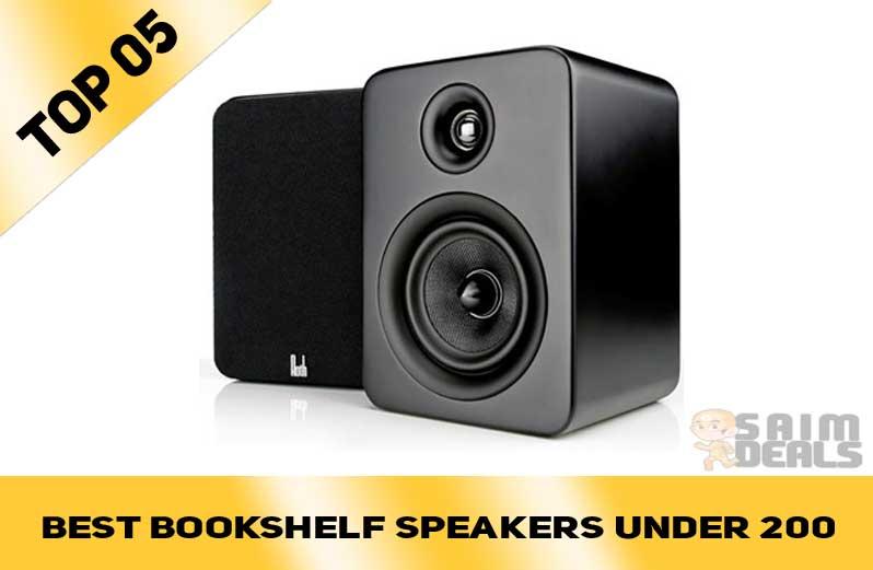 Best Bookshelf Speakers Under 200 Updated Oct 2019