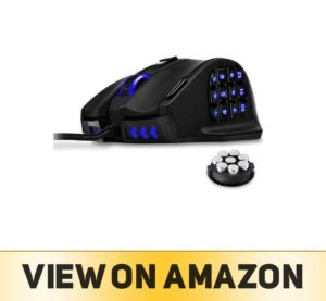 UTECHSMART Venus Laser Gaming Mouse