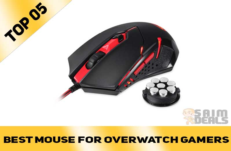 Best Mouse For OVERWATCH Gamers [UPDATED] May 2019