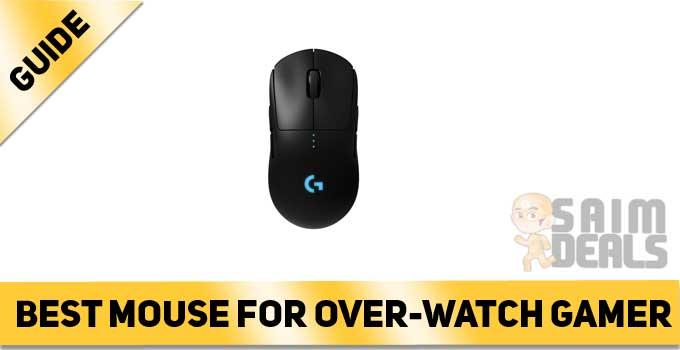 9 Best Mouse for OVER-WATCH Gamer