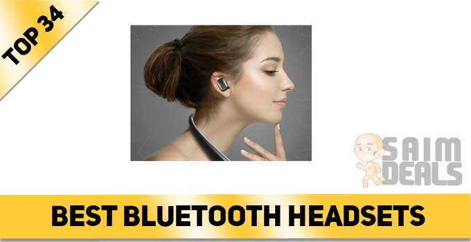 34 Best Bluetooth Headsets 2020 Buying Guide & Reviews