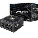 Seasonic Focus SGX-650 650W 80+ Gold