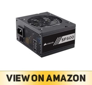CORSAIR SF Series, SF600, 600 Watt