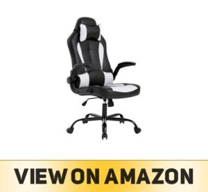 BestOffice PC Gaming Chair Ergonomic Office Chair Desk Chair with Lumbar Support