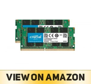 Crucial 16GB Kit (8GBx2) DDR4