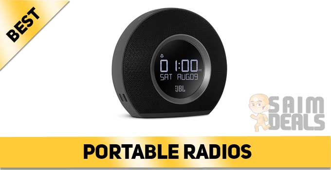 The Best Portable Radios in 2021