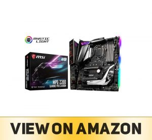MSI MPG Z390 Gaming PRO Carbon LGA1151 (Intel 8th and 9th Gen