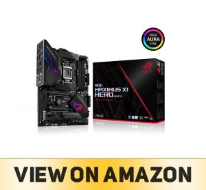 ASUS ROG Maximus XI Hero Z390 Gaming Motherboard