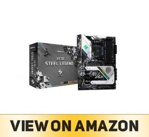 ASRock AM4/X570 Steel