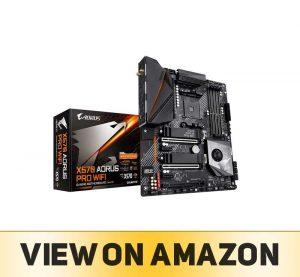 GIGABYTE X570 AORUS PRO WiFi (AMD Ryzen 3000