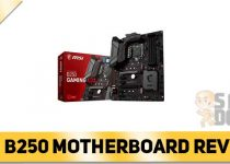 MSI b250 Motherboard Review