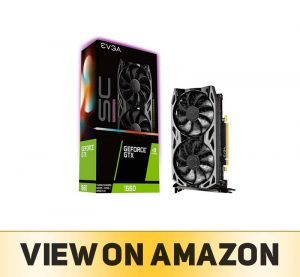 EVGA GeForce GTX 1660