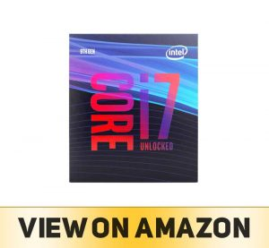 Intel Core i7-9700K Desktop Processor 8 Cores