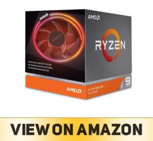 AMD Ryzen 9 3900X 12-Core