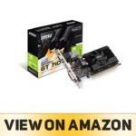 MSI Gaming GeForce Support DirectX