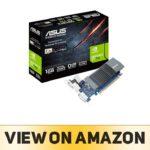 MSI GeForce Low Profile Ready