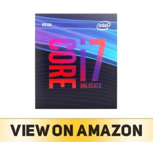 Intel Core i7-9700K Desktop Processor