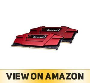 G.Skill Ripjaws V Series 16GB (2 x 8GB) 288-Pin DDR4 SDRAM