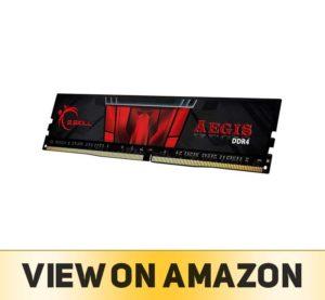 G.SKILL Aegis 16GB 288-Pin DDR4 SDRAM DDR4